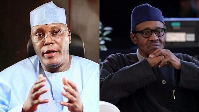 Atiku Says Buhari's Threat To Ballot Box Snatchers Is An Electoral Offence