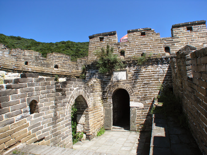 One of the fortified stations in the Great Wall (2012)