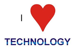 I Love Technology (ilustração)