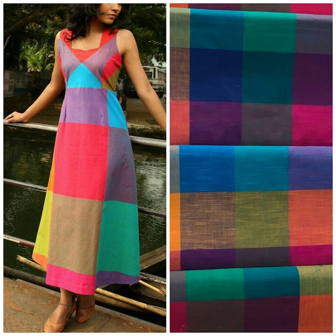 New Summer Collection - Multi chex tunic and kurti