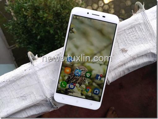 Asus Zenfone 3 Max ZC553KL cam