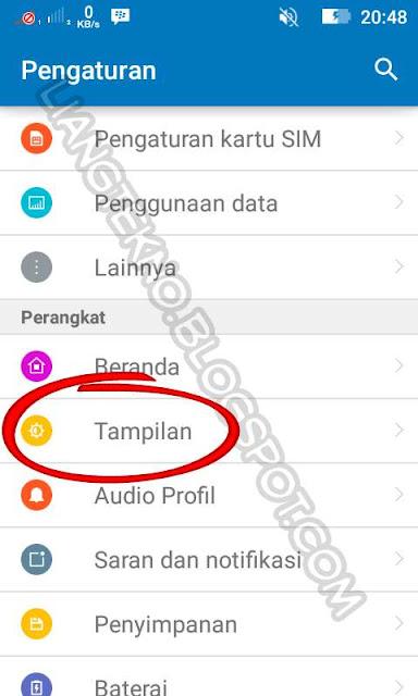 Cara Mengganti Gambar Wallpaper Saat Layar Terkunci Wallpaper Lockscreen Di Android Liang Tekno