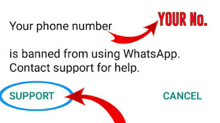 How to unbanned Whatsapp Number - with in (3 hours) - whatsApp number banned