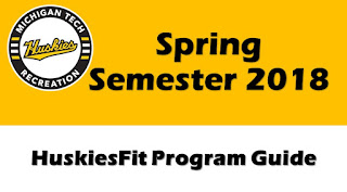 Spring 2018 HuskiesFit Program Guide
