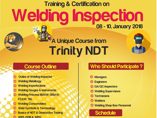 Trinity NDT - NDT & Welding Inspection Labs and Training
