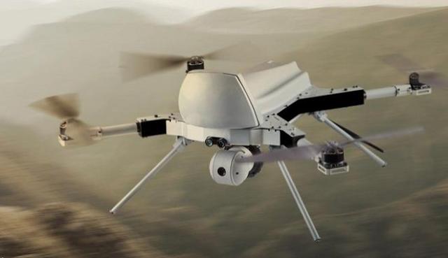 Τουρκικό Drone καταδίωξε άνθρωπο με δική του... απόφαση