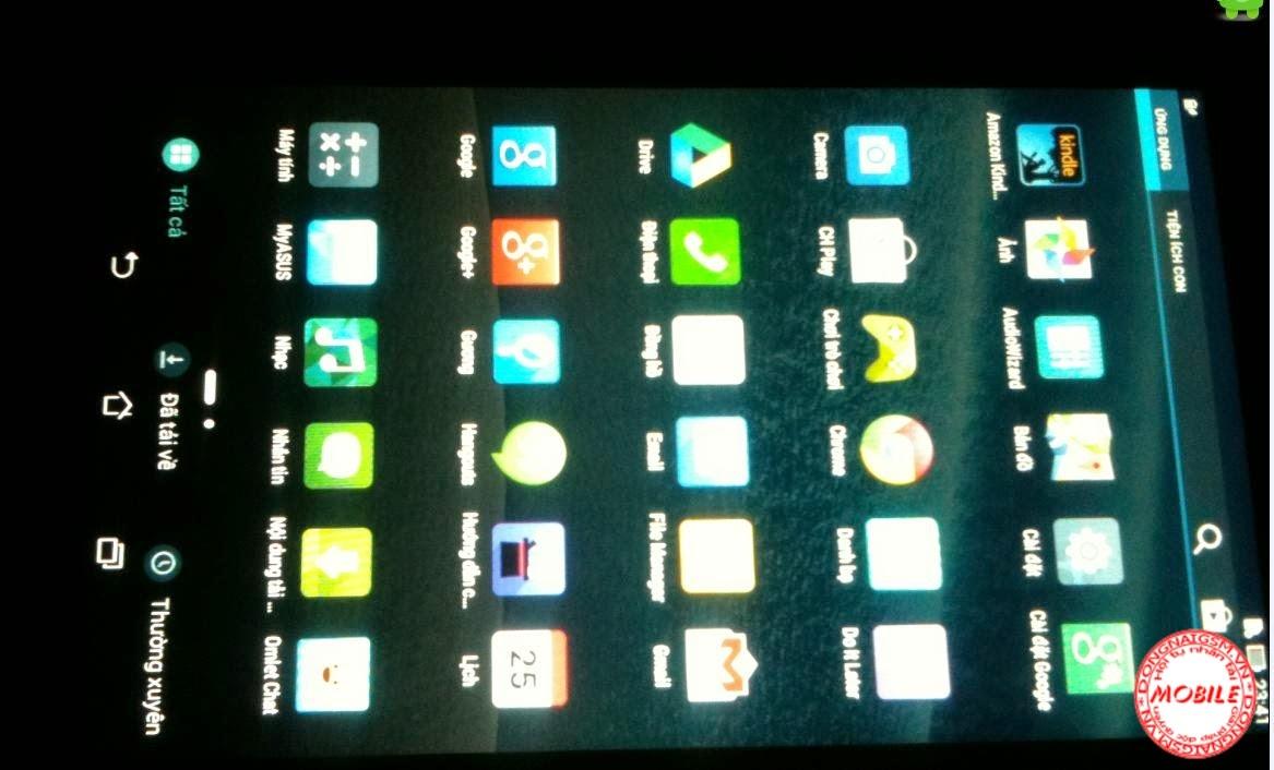 Chia sẻ] - Asus tablet K012 treo logo ok   Page 3   Diễn đàn mobile