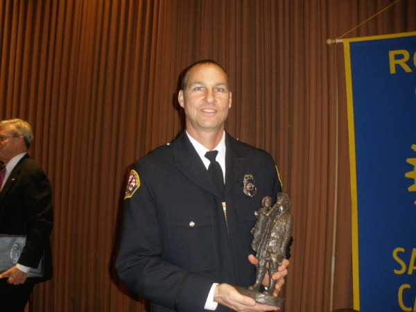 Firefighter of the Year 2012 Ron Schull