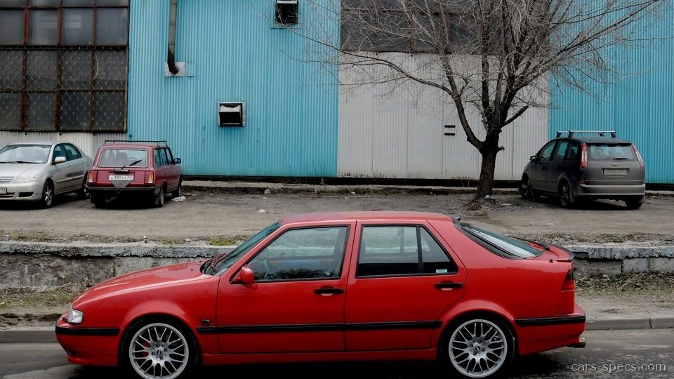 1993 saab 9000 aero specifications pictures prices. Black Bedroom Furniture Sets. Home Design Ideas