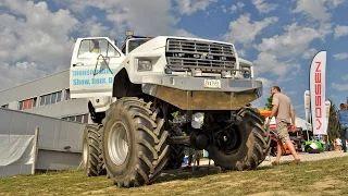 Big Foot - II. Autós Találkozó Kaposvár 2015 - Fusion Racing video