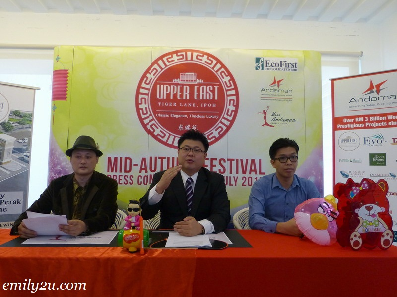 Andaman Group Upper East Mid-Autumn Festival Carnival