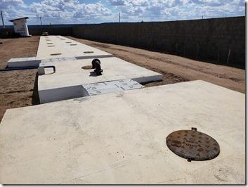 População de Cerro-corá comemora a chegada do esgotamento sanitário (3)