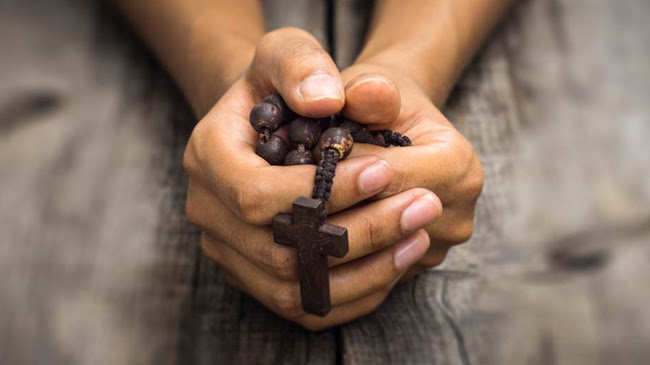Cầu nguyện vì cái gì ?