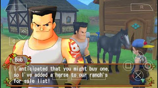Event di dalam Harvest Moon Hero of Leaf Valley The Tale of Horse Champion [ HoLV ]