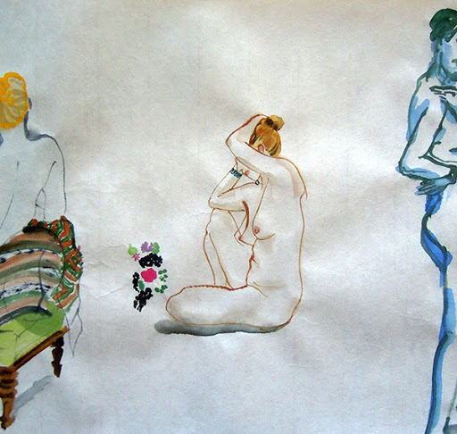 Jenny. Artist Lisa Hsia
