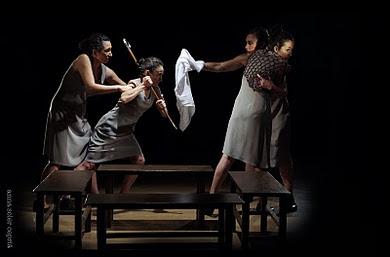 La casa.- A-Teatral, sobre La casa de Bernarda Alba, de Federico García Lorca