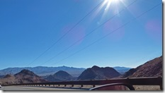 Crossing over Colorado River