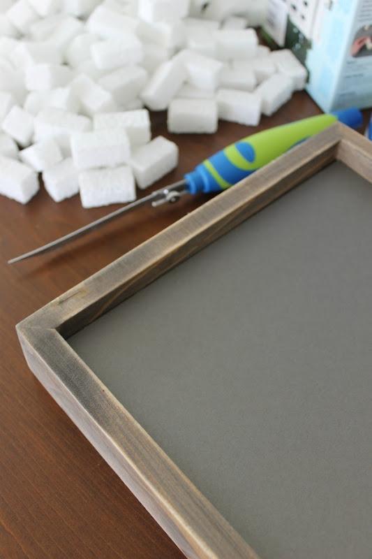 foam crafts