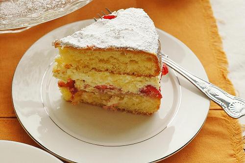 維多利亞海綿蛋糕 Victoria Sponge Cake03