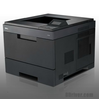 Get Dell 5330dn printer driver and add printer on Windows XP,7,8,10