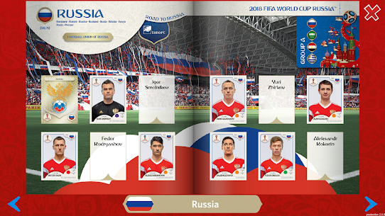 Panini Sticker Album 4