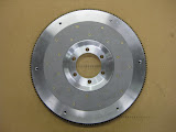New Aluminum 1949-1954 Cad 331 flywheel with replaceable insert. 325.00