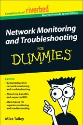 Network Monitoring and Troubleshooting for Dummies - Free REQUEST