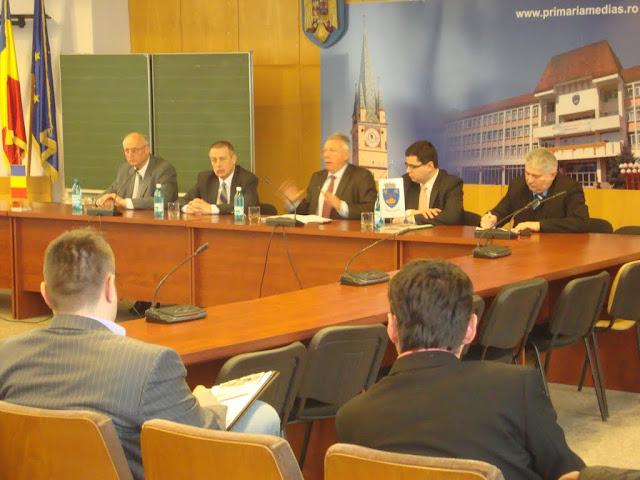 Vizita ministrului L.Borbely - 21 ianuarie 2011 - DSC08502.JPG