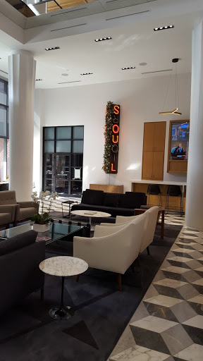 West Liquorsoul, 2009, Narl Ward. Art and Luxury: Where to stay in Columbus, Ohio - Le Méridien Columbus, The Joseph