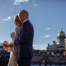 Wedding photographer Denis Pavlov (pawlow). Photo of 08.11.2018