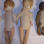 Gleaves Dolls found at the Willows.
