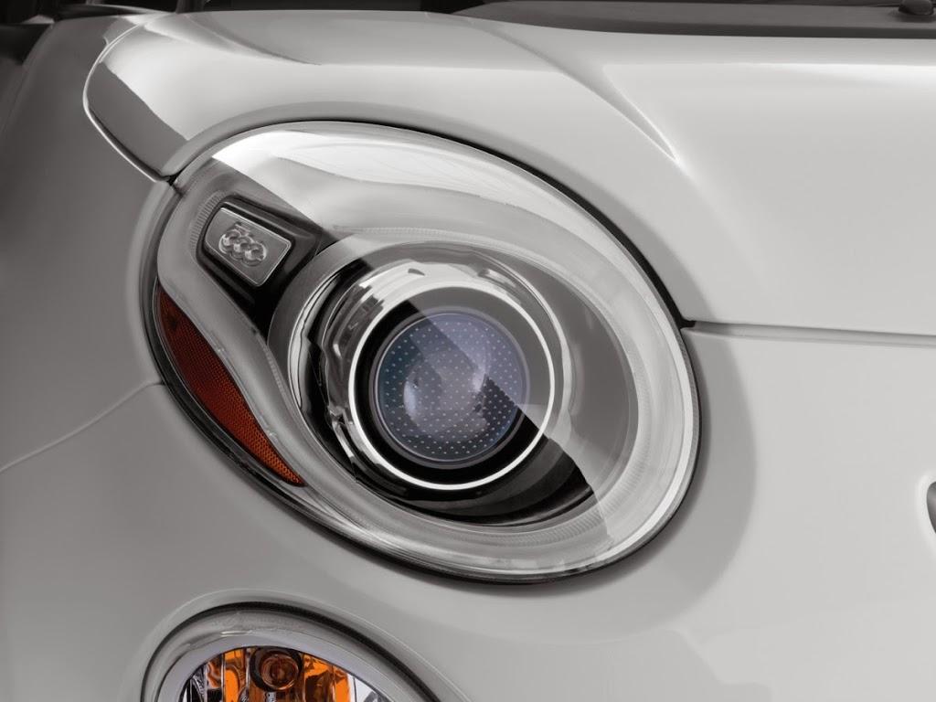 2014 Fiat 500L 7