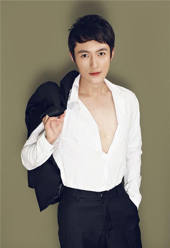 Daniel Zhang Xin China Actor