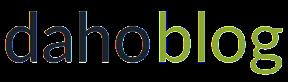 daho's blog
