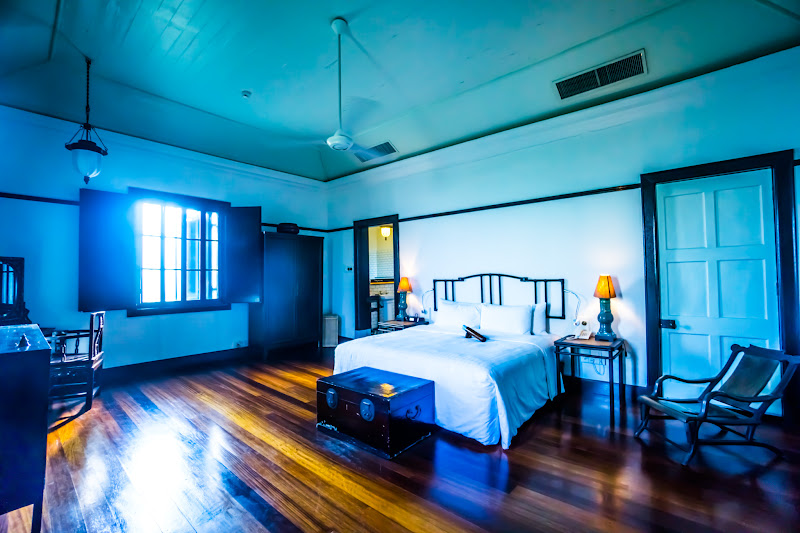 Penang Cheong Fatt Tze Mansion (Blue Mansion) guest room HAN1