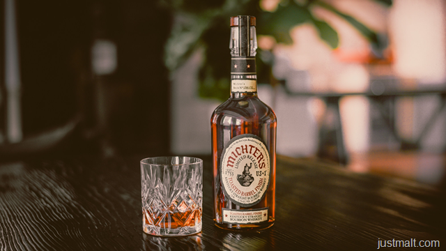 First Release of Michter's US*1 Toasted Barrel Finish Bourbon in Three Years
