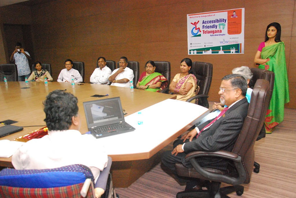Launching of Accessibility Friendly Telangana, Hyderabad Chapter - DSC_1201.JPG