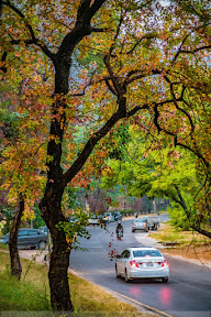 Autumn in Islamabad,