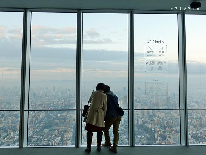 22 日本大阪 阿倍野展望台 HARUKAS 300 日本第一高摩天大樓 360度無死角視野 日夜皆美