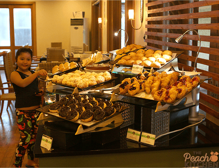 Breakfast at Club Punta Fuego