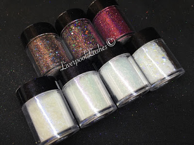 liverpoollashes lecente fireworks wedding multi glitz glitter