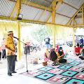 Hormati Adat dan Budaya Leluhur, Bupati Soppeng Hadiri Pesta Pattaungeng di Tinco Kelurahan Ompo