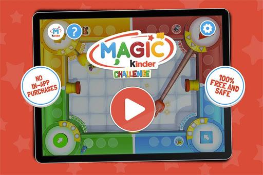 Magic Kinder Challenge