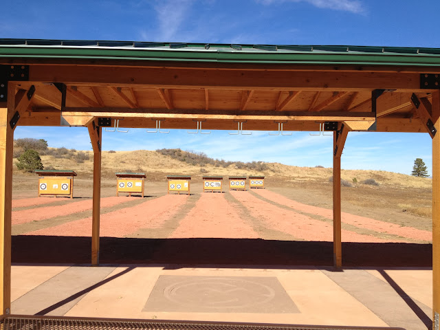 Field Range #1, open