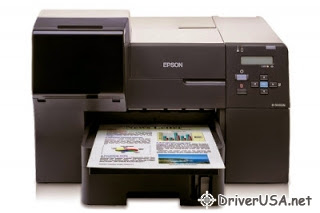 Recent version driver Epson B-500DN Business Color Inkjet printers – Epson drivers