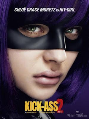 Người Hùng Củ Chuối 2 - Kick Ass 2 (2013) [HD+VietSub]
