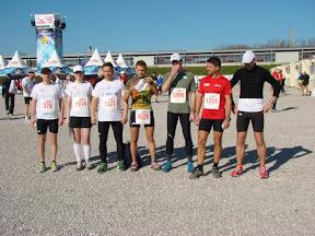 I Orlen Warsaw Marathon (21 kwietnia 2013)