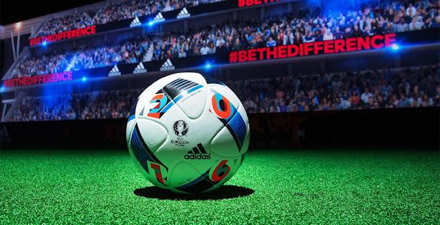 UEFA Euro 2016 official match ball: Adidas Beau Jeu