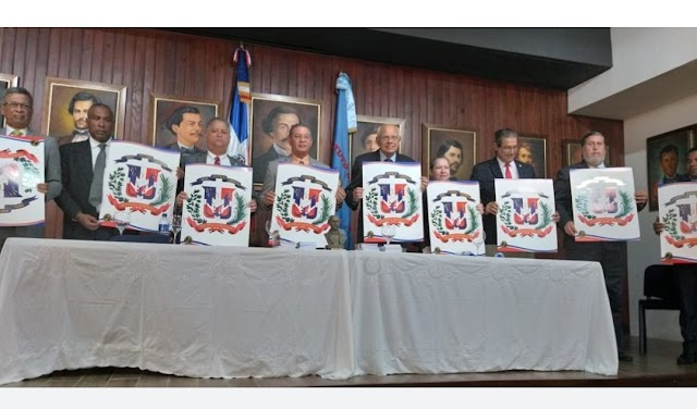 Instituto Duartiano someterá a la justicia a los que usen la bandera sin su escudo