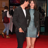 OIC - ENTSIMAGES.COM - Matt Richardson and Sam Rollins at The Bad Education Movie - world film premiere in London 20th August 2015 Photo Mobis Photos/OIC 0203 174 1069